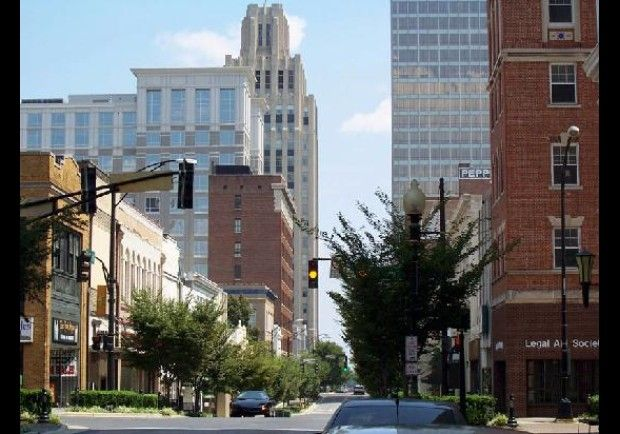 this is a surprise: forbes voted winston-salem one of america's best downtowns.