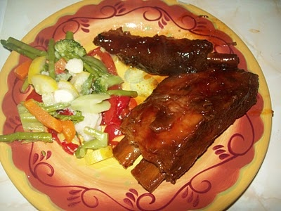 Slow Cooker Spare Ribs | Slow Cooker Recipes | Pinterest