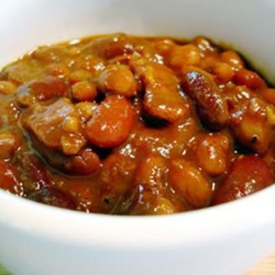 Pat's Baked Beans | Veggies | Pinterest