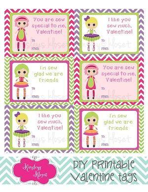 lalaloopsy valentine cards