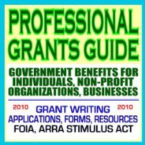 Non-Profit Guides :: Grant-writing tools for non-profit organizations