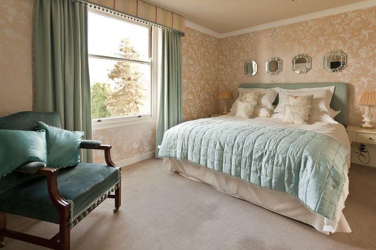 Duck egg blue room at barrington house bedrooms pinterest for Bedroom ideas duck egg blue