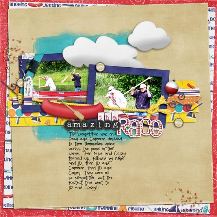 LO by Aly- Whatever floats your boat kit by Heather Roselli