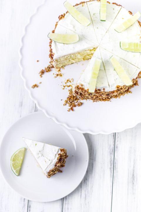 mOjitO genOise cake | Eat | Pinterest