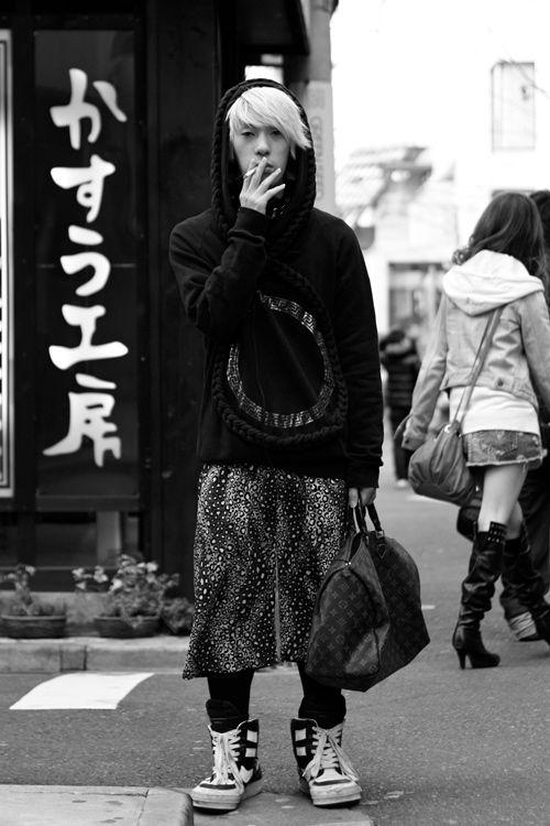 Asian Street Style Fresh Andcool Pinterest