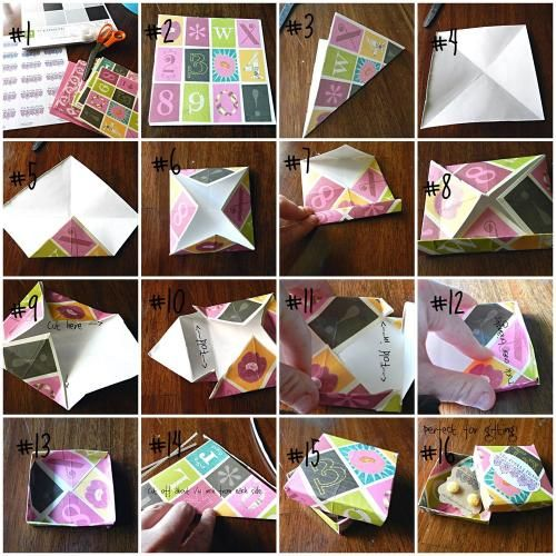 Pin by cindy haugh on crafty things pinterest for Easy things to make out of paper for kids