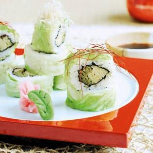 Soba Roll Sushi | Sushi | Pinterest