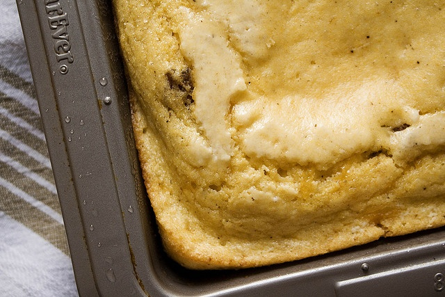 Bacon-cheddar cornbread. It's what's for dinner. » Slow Like ...