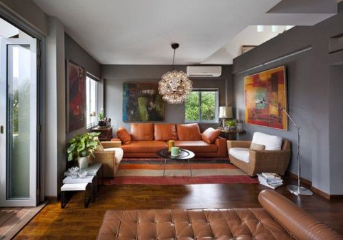 Eclectic living room decorating ideas for the home for Eclectic small living room design