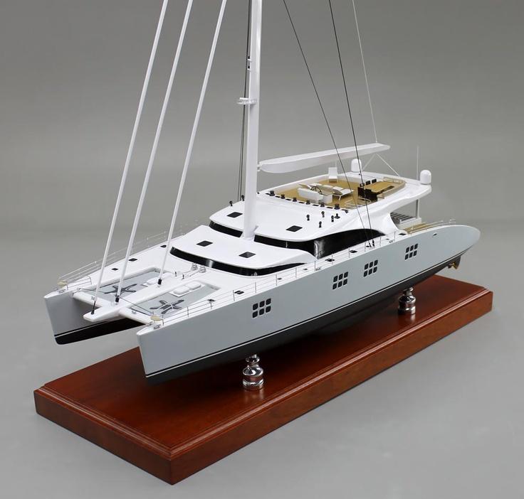 scale model boats catamaran charles morgan ship model military armored ...