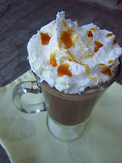 Starbucks Salted Caramel Hot Chocolate...now I just need a recipe for ...