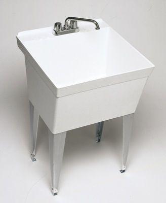 Utility Sink In Garage : Garage Utility Sink Utility Sinks Pinterest