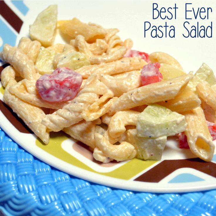 The Best Macaroni Salad Ever Recipe — Dishmaps