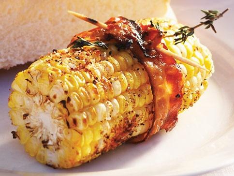 Bacon-Wrapped Corn Recipes — Dishmaps