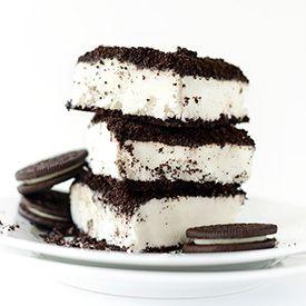 dirt cake! 7 dairy free ingredients make this cookies n cream cake ...