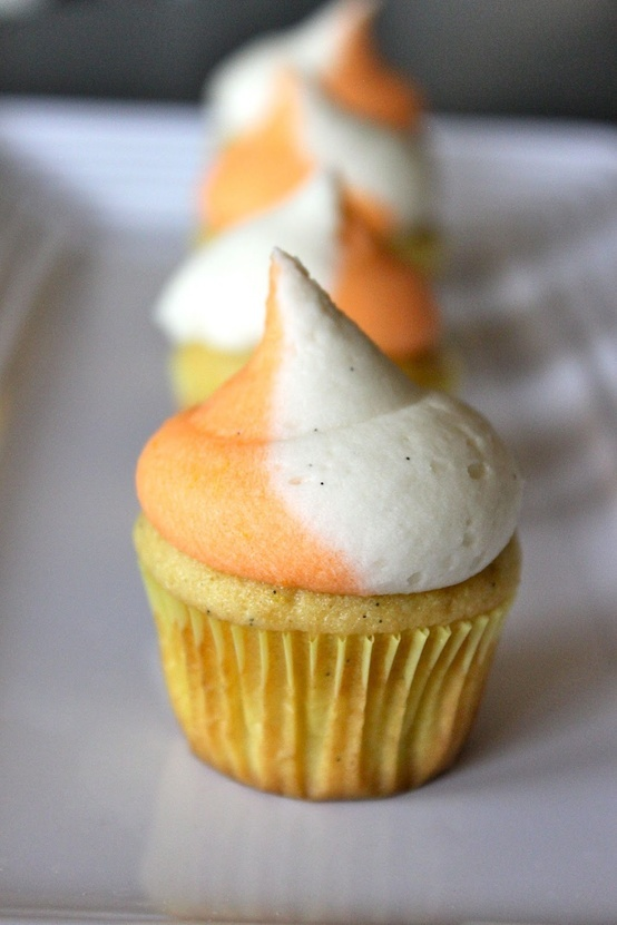Creamsicle Cupcakes | Recipes | Pinterest