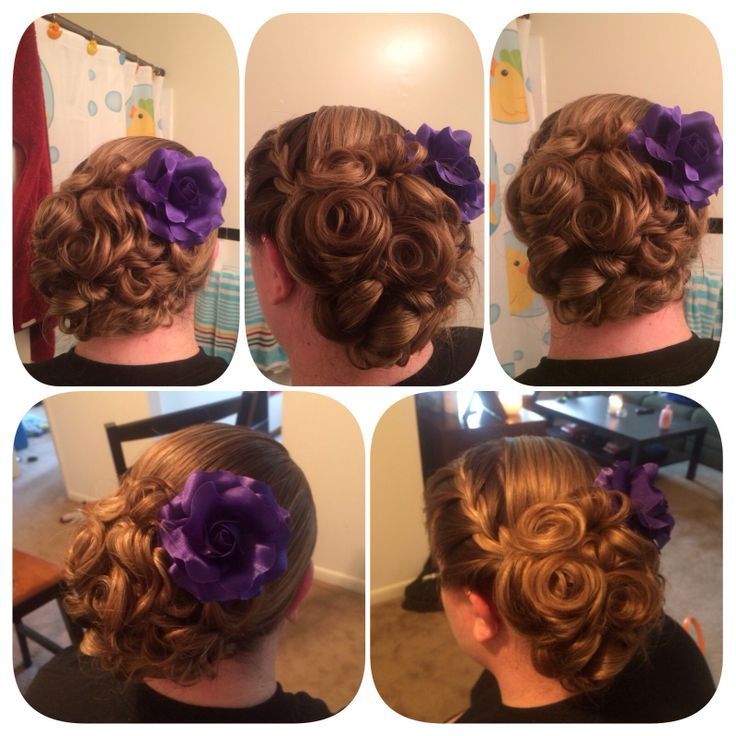 Wedding. Hair trial | Makeup & hair ive done. Do it up styles | Pinte