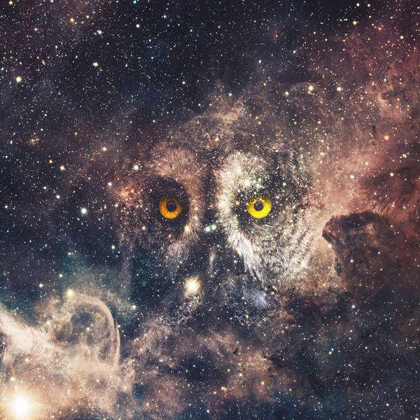 Blue Galaxy Nebula
