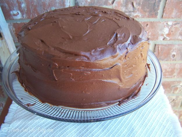 The Best Chocolate Frosting Ever | Delish-sweet treats | Pinterest