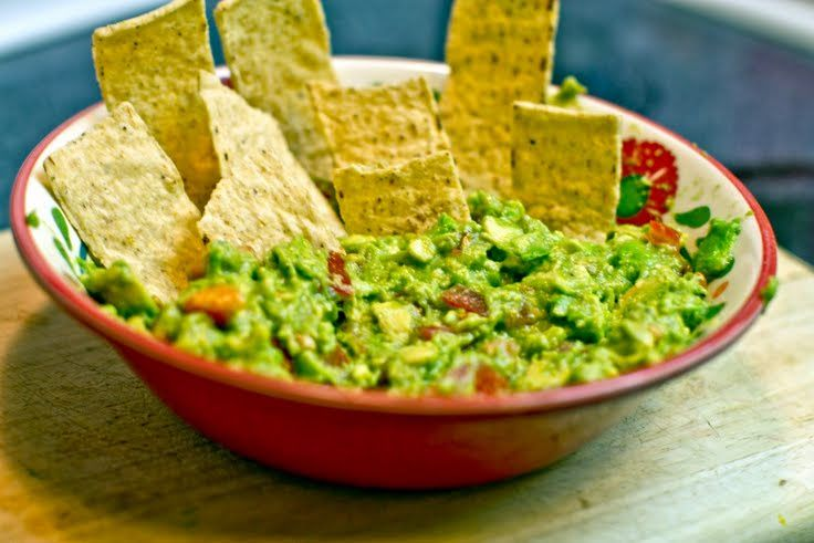 """Simple Guacamole! """"Pretty simple and easy! I make this at least three ..."""