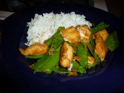 Lighter General Tso's Chicken | Recipes - Main Dishes | Pinterest