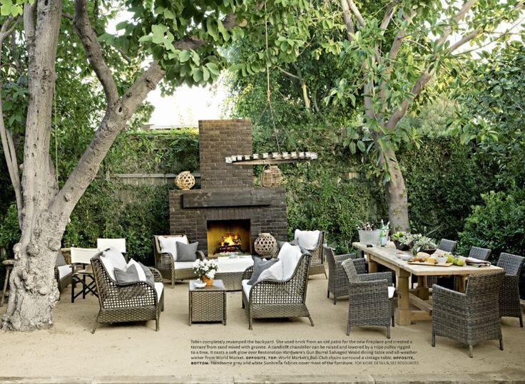 Beautiful Backyard Decks : Beautiful backyard  Backyarddeck  Pinterest