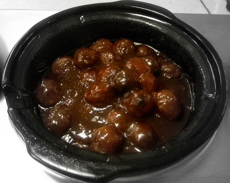 pot frozen meatballs appetizer hearty meatball appetizer that