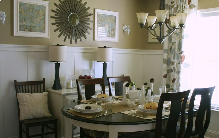 Dining Room Set Up Dining Rooms Pinterest
