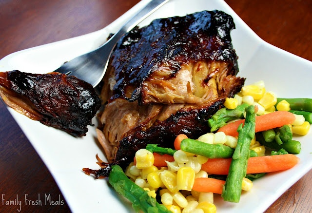 Slow Cooker Barbecue Ribs - The big key to this recipe is the quick ...
