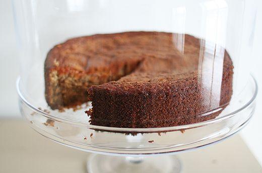 "Orange-Walnut Cake (via Lottie + Doof). ""They don't all need to be ..."