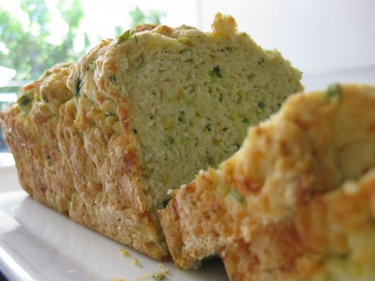 Zucchini Cheddar Bread | Stuff I Bake | Pinterest