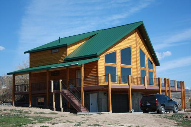 Build Your Own Cabin Dream Home Pinterest