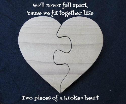 heart broken on valentine's day