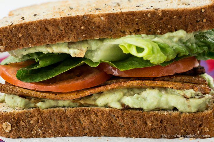 Vegan TLT Sandwich | Sandwiches & Burgers | Pinterest