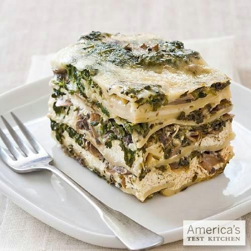 wild mushroom melt panini lasagna mushroom lasagna mushroom lasagna ...