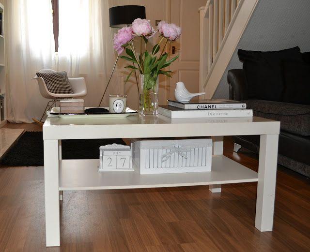Ikea s lack coffee table tiny apartment living pinterest
