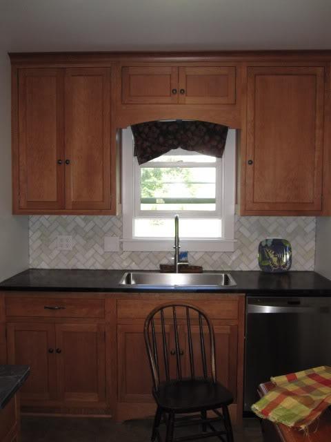Small Cabinet Over Sink Kitchen Ideas Pinterest