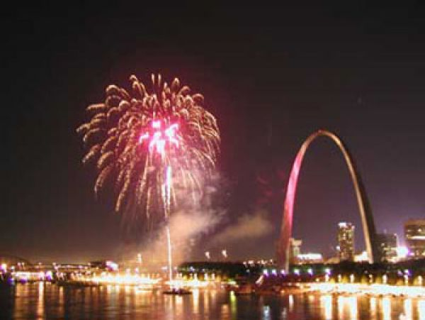 july 4th in st louis mo