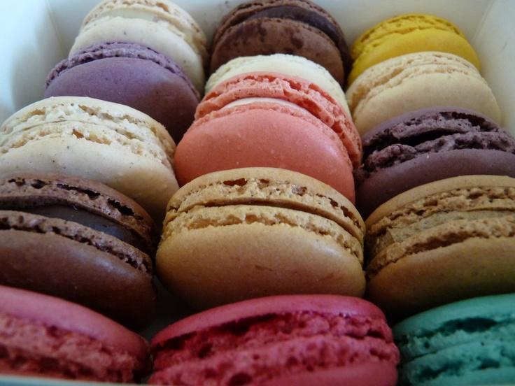Parisian macaroons | Parisian Macaroons | Pinterest