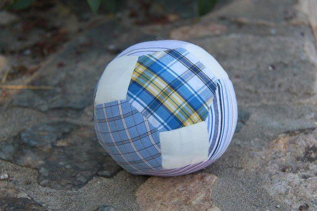 A bola de trapo | Memórias | Pinterest