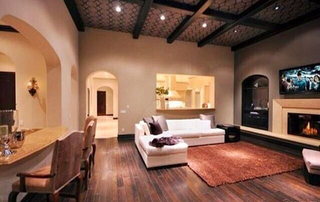 Khloe kardashians new home living room decor pinterest Kardashian home decor pinterest