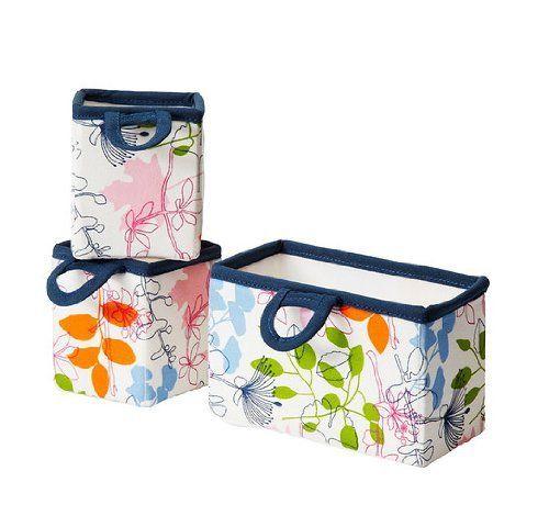 Ikea Set 3 Hanging Baskets | house | Pinterest