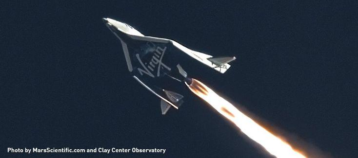 После страшной катастрофы SpaceShipTwo, готова вернуться к полетам компания Virgin Galactic (3 фото)