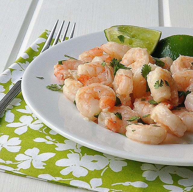 Cilantro Lime Shrimp | Yummy Stuff | Pinterest