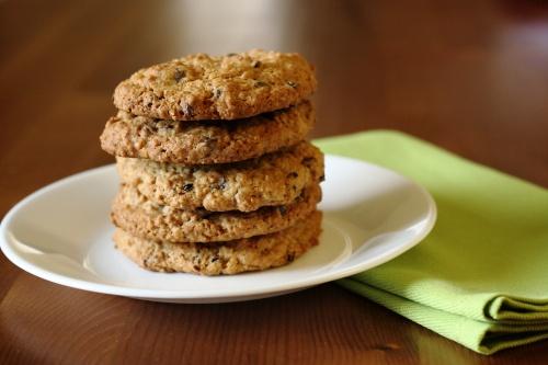 Irish Cream Oatmeal cookies | Desserts to bake | Pinterest