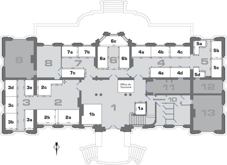 chateau d enghien floor plans castles palaces