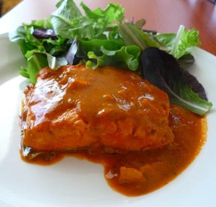 salmon tikka masala...soooo good! | Recipes I Want to Try | Pinterest