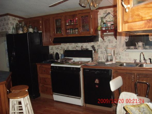 Great manufactured home kitchen remodel ideas for Kitchen remodel ideas for mobile homes