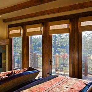 Beautiful View Interiors Of Log Homes From Town Country Homes