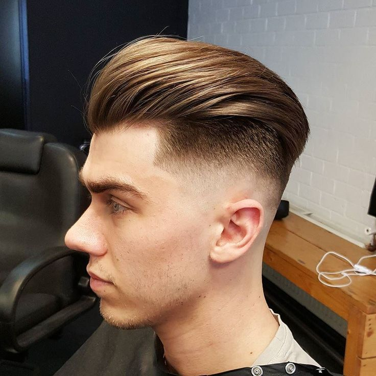 Pompadour hairstyle 1960s